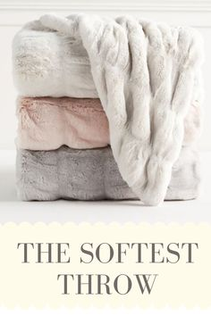 Dream Bedroom, Home Decor Bedroom, Apartment Decorating On A Budget, Faux Fur Throw, Room Accessories, New Room, Dorm Room, Big Sofas, Couches