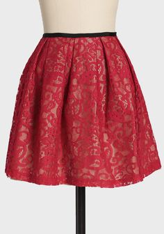 Romantics In Rome Skirt