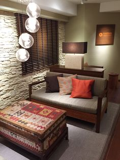 Compass Habitat entrance. Wouldn't you like to have a cozy and comfortable meeting here?