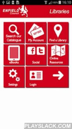 Enfield Libraries  Android App - playslack.com ,