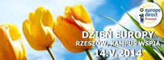 Dzień Europy - 14 maja 2014 - Kampus WSPiA w Rzeszowie http://www.europedirect-przemysl.wspia.eu/inicjatywy/dzien-europy