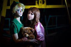 Sally and BEN drowned Cosplay - Creepypasta