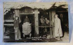 Vintage 1920s Elkton Gold Mine CRIPPLE CREEK COLORADO Battle Mountain