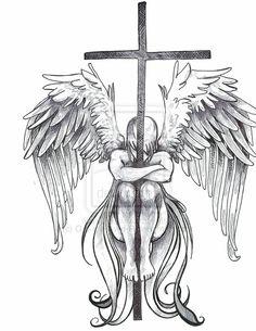 angel+-tattoo-+by+O-b-s-e-r-v-e-R.deviantart.com+on+@deviantART