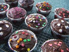 Mom's Chocolate Cupcakes: Sometimes the classic recipe that mom used to make is all you need.