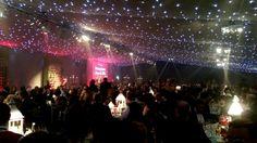 Such a beautiful room tonight! #MFAwards