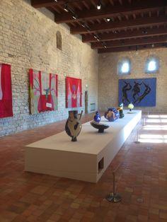 Exposition Boncompain au château des Adhémar / Montélimar