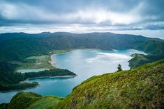 Lagoa Do Fogo Crater Lake San Miguel Island Azores Portugal Photography , Best Places To Travel, Great Places, Beautiful Places, Places To Visit, Amazing Places, Portugal, San Miguel Island, Road Trip, Europe