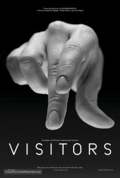 Visitors (2013) Movie Poster