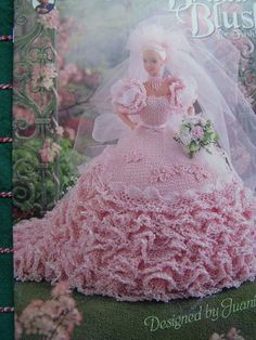 Pas de pattern !!! Crocheting for Fashion Dolls -- Free Crochet Patterns for Fashion
