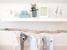 Chambre bébé grise et blanche - 6