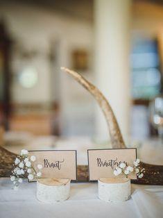 Rustikale Vintage Hochzeit