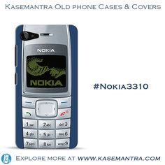 #Nokia3310 is back so our Nokia Old Phone Smartphone Designer Covers are also getting the market heated  Shop now to get yours.. #nokia #phonekabaap #fatherofallphone #smartphonecover #premiumcase #classic #CasesandCovers