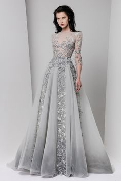 Tony Ward Fall Winter 2016/17: Ice Princess Creation!