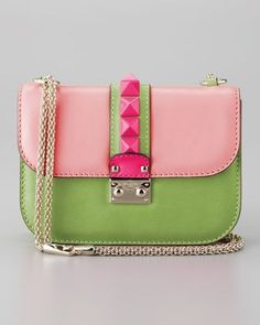 ♥ Pink and Green