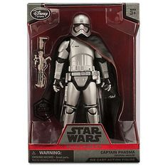Star Wars Disney Boutique Squad Leader Stormtrooper Elite Series Die Cast 2017 New