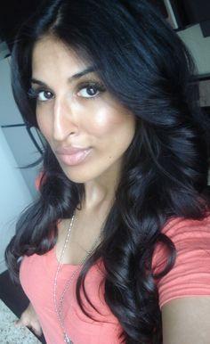 kim kardashian hair tutorial