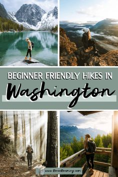Places To Travel, Places To See, Travel Destinations, Koh Tao, Washington State, Washington Hiking, Pacific Northwest, Travel Usa, Travel Inspiration
