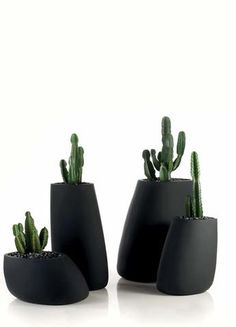 Vondom STONES Vase / Planter designed by Stefano Giovannoni