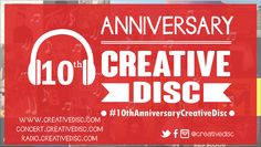 10th Anniversary CreativeDisc