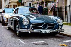 Mercedes Benz #300SL. Pic: ©zeroqbd (instagram). #BruceAdams190SL #190SLRestorations #300SLRestorations