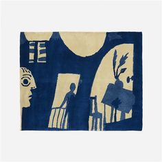 Jacqueline tapestry - Pablo Picasso