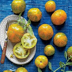 How To Grow Striped Tomatoes - Southern Living