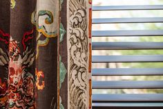Custom Drapery. Laura Wiedmann Interior Design. Scottsdale, AZ