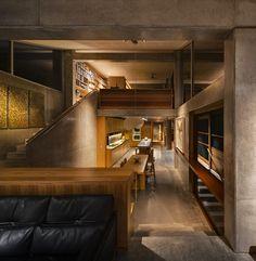 by INDYK Architects DAILYAROS