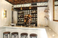 First Look at Wallflower, a New West Village Cocktail Spot From Daniel and Maison Premiere Alums 10/22/13 at 2:50 PM