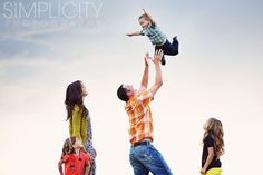 love action shots, and I love the colorful outfits!