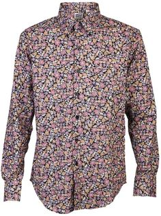 Naked And Famous Camisa Estampada.