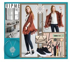 """""""Vipme  19"""" by zijadaahmetovic ❤ liked on Polyvore featuring TheBalm, Giorgio Armani, Chanel, women's clothing, women, female, woman, misses and juniors"""