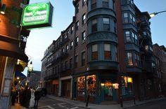 Boston, North End