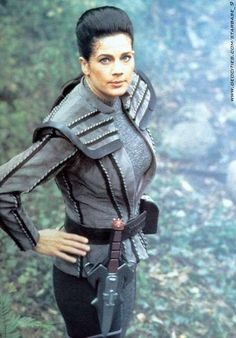 Jadzia Dax - Terry Farrell - Star Trek, Deep Space 9