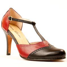 Argentine tango shoes