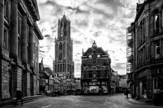 Utrecht, Dom, Empire State Building, Prints, Canvas, Travel, Google, Products, Seafood Market