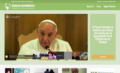 This Was The Second Time Pope Francis Hosted A Google+ Hangout. #PopeFrancis #Google+ #Hangout #Children #LiveChat #Christianity