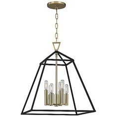 Webster Pendant by Hudson Valley Lighting at Lumens.com