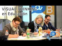 Descubre el poder del Visual Thinking en Educación con @r_copete y @aulablog @medialabprado