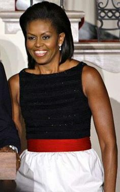 1st Lady Michelle Obama....