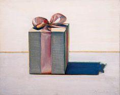 View Gift box by Wayne Thiebaud on artnet. Browse upcoming and past auction lots by Wayne Thiebaud. Edward Hopper, Wayne Thiebaud Paintings, Pop Art Movement, European Paintings, Gcse Art, Edgar Degas, Old Art, Gustav Klimt, Art History