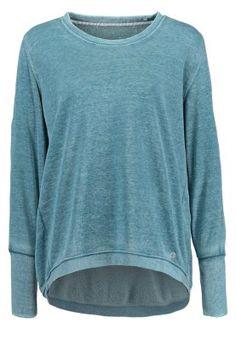 Sweaters Nümph NEW NIKOLA - Sweater - ink blue Blauw: 39,95 € Bij Zalando (op 16/01/16). Gratis verzending & retournering, geen minimum bestelwaarde en 100 dagen retourrecht!