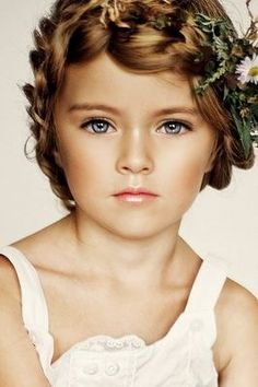 beautiful 4 year old model- Kristina Pimenova