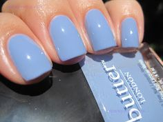 Butter London - Sprog