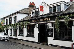 Fox n Grapes Pub Wimbledon
