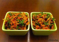 חיים וטעים – אוכל ובריאות | סלט גזר