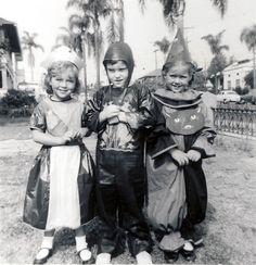 School Party 1953, California