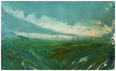 Land of the long white cloud Irish Landscape, Abstract Landscape, Abstract Art, Long White Cloud, Landscapes, Artist, Painting, Inspiration, Paisajes