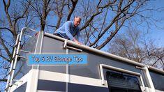 Top 5 RV storage tips.